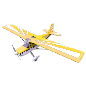 Bellanca SUPER DECATHLON 60 ELECTRO ARF yellow