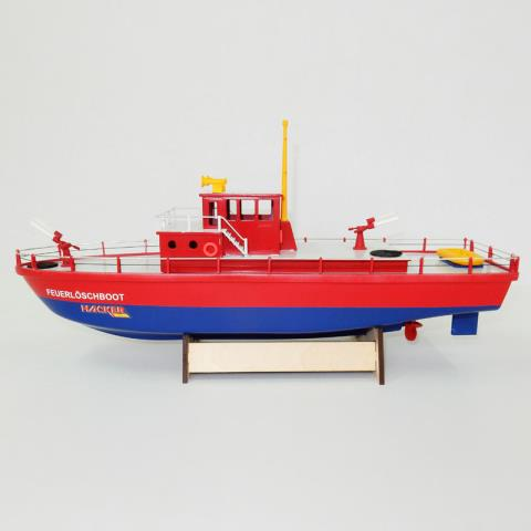FIRE BOAT with motor and ESC