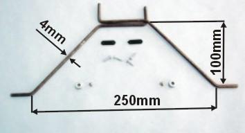 View Product - Main Landing Gear 4 mm set