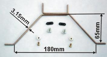 View Product - Main Landing Gear 3,15mm set